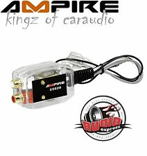 AMPIRE 55020 High/Low Lautsprecheradapter Regelbar für Opel,VW,Oldtimer