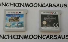 Kingdom Hearts 3D & KID Icarus for Nintendo 3DS 2DS & XL Carts ONLY FREE UK P&P
