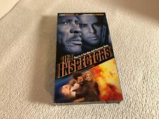 The Inspectors - Pre-Owned - 1999 Showtime Entertainment - VHS Tape