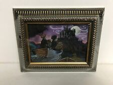 Harry Potter Journey to Hogwarts Lithograph SERIAL #913/1000 ~ WB MOVIE PROMO