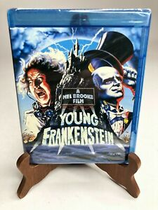 Young Frankenstein (Blu Ray Disc, 2009) *Artwork Has A Tear* - SEALED