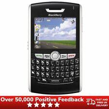 Blackberry 8820 Unlocked Azerty Keyboard Mobile Phone - Black