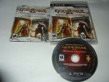 God of War: Origins Collection (Sony PlayStation 3, 2011) Fast Ship Complete