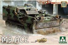 Takom TAKO2020 1/35 U.S Armored Combat Earthmover M9 ACE