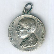 VATICAN. Medal of Pope Pius XII, 1939-1958