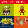 CD Märchen Hörbuch mit Max und Moritz, Der Struwwelpeter, Die Heinzelmännchen