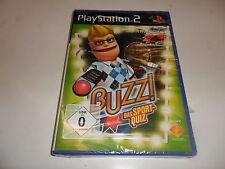 PlayStation 2  PS 2  BUZZ! Das Sport - Quiz