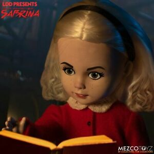 Living Dead Dolls - Chilling Adventures of Sabrina gothic Sabrina teenage witch