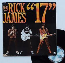 """Vinyle maxi Rick James """"17"""""""