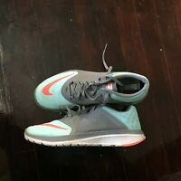 Nike FS Lite Run 3 Women's Blue/Gray Teal Running Shoes Size US 11 EUR 43 UK 8.5