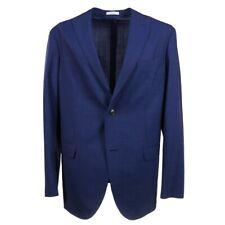 NWT $2245 BOGLIOLI Soft-Constructed Lightweight Wool 'K Jacket' Suit Slim 48 R