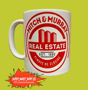 Glengarry Glen Ross / Coffee is for Closers Mug / coffee cup / tea / Realtor Mug