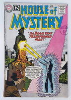 House Of Mystery #121 Silver Age DC Comics Henry Boltinoff VG+