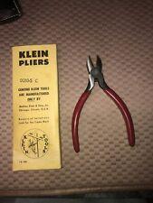 Klein Tools Standard-Nose Diagonal Cutter Pliers D210-5 C