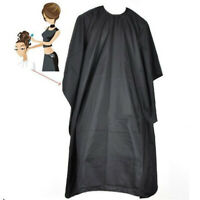 Salon Hair Cut Hairdressing Hairdresser Barbers Cape Gown Cloth Waterproof Black