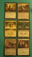 Abzan Sacrifice EDH Commander Lot, NM-MP, Magic the Gathering Cards Black Green