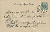 """ÖSTERREICH """"HOFGASTEIN"""" (Salzburg) selt. K1 (Müller Type F134) Kab.-Gruß-Aus-AK"""