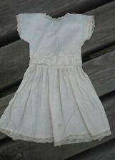 Belle petite robe BB circa début 1900 !