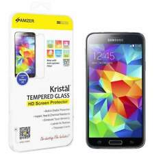 AMZER Kristal Tempered Glass HD Screen Protector For Samsung GALAXY S5 SM G900