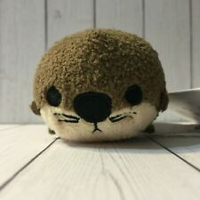"Disney Tsum Tsum Mini Plush 3.5"" Baby Otter Finding Dory *US SELLER* NWT"