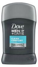 DOVE MEN + CARE CLEAN COMFORT ANTIPERSPIRANT DEODORANT STICK 50ML 48 HR