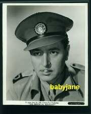 REGINALD GARDINER VINTAGE 8X10 PHOTO 1943 PORTRAIT IN UNIFORM IMMORTAL SERGEANT