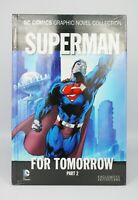 DC Comics Graphic Novel Collection Hardcover Superman: For Tomorrow Part 2