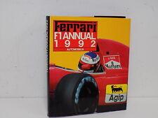 Ferrari F1 Annual 1992 book