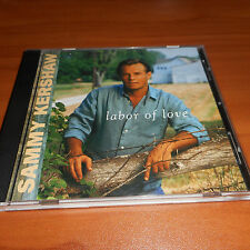 Labor of Love by Sammy Kershaw (CD, Nov-1997, Mercury) Used