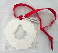 Avon Spice Wreath Scented Christmas Ornament