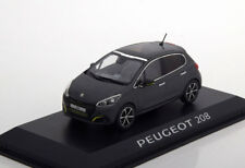 Peugeot 208 GT Line Mi-vie 5p 2015 - 1/43 NOREV Diecast Voiture Miniature