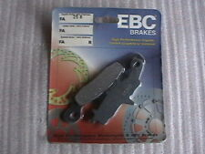 EBC ORGANIC BRAKE PADS FA258 FRONT KAWASAKI KX80 KX85 KX100 KL250 KLX250 1997-19