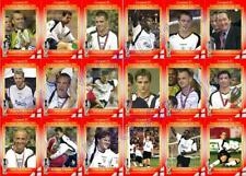 Liverpool 2001 UEFA Super Cup winners football trading cards