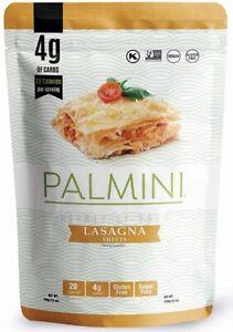 Palmini Low Carb Lasagna   4g of Carbs   As Seen On Shark Tank