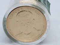 Mint Roll of Lyndon B. Johnson Commemorative $1 Coin Roll Of 12 💵