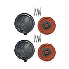 2PCS Crankcase Vent Valve Fits BMW 545I 550I 645I650I 745I 750I ALPINA B7 X5