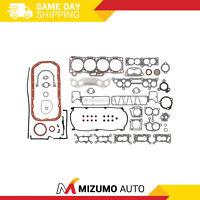 Full Gasket Set Fit 87-93 Mazda B2200 2.2L SOHC 8V F2