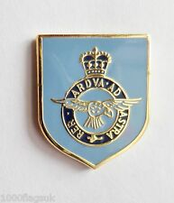 RAF Royal Air Force Crest Shield Pin Badge - MOD Approved - M20
