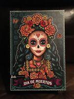 Mattel Barbie 2019 Dia De Los Muertos Day of The Dead Doll In Hand Brand New