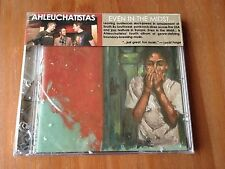"""new sealed CD """"Even In The Midst..."""" by AHLEUCHATISTAS - prog"""