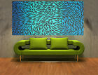 1000mm Aboriginal Art Painting fish dreaming authentic COA By Jane Crawford