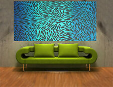 160cm x 95cm Aboriginal inspired  Art Painting fish abstract australia canvas
