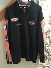 Harley Davidson 3xl zip up sweatshirt