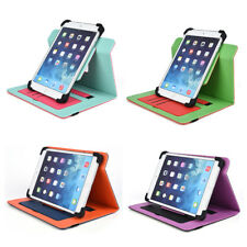 Universal Adjustable Case up to 9.7' Devices Tablet Cover Rotation Stand Card Ho
