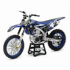 New-Ray 57893 1:12 Scale Racer Replica Yamaha Dirtbike Cooper Webb