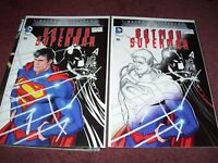 BATMAN/SUPERMAN #30 - KEVIN MAGUIRE FADE VARIANTS COVER - DC COMICS - 2016