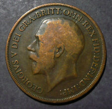 1913 Great Britain 1 Penny