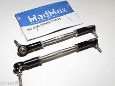 yy-madmax HPI KM ROVAN BAJA 1/5 5t 5b Resistente Aluminio Titanio Vuelta