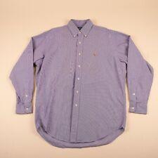 Vintage RALPH LAUREN Blake Purple Men's Shirt Size XL R32041