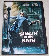 Singin' in the Rain Dvd Gene Kelly Donald O'Connor Debbie Reynolds